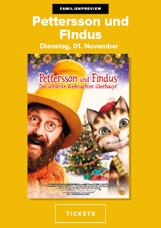 Familienpreview: Pettersson und Findus