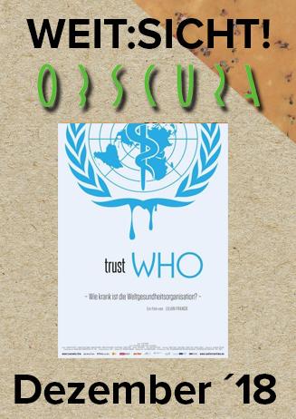 Weit:Sicht! - Trust WHO
