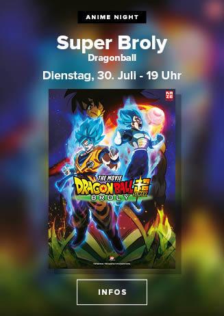 "190730 Anime Night ""Dragon Ball Super: Broly"""