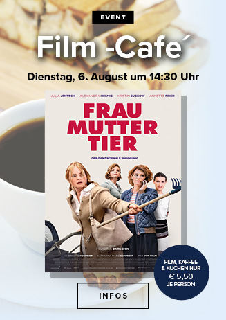 "Filmcafé: ""Frau Mutter Tier"""