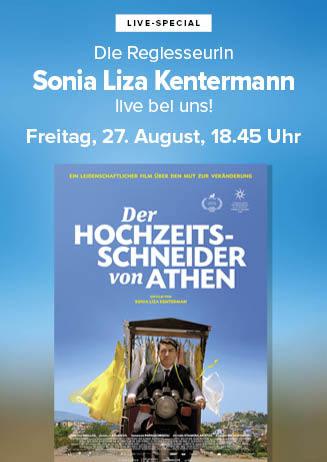 """210827 Starbesuch """"Der Hochzeitsschneider von Athen"""""""