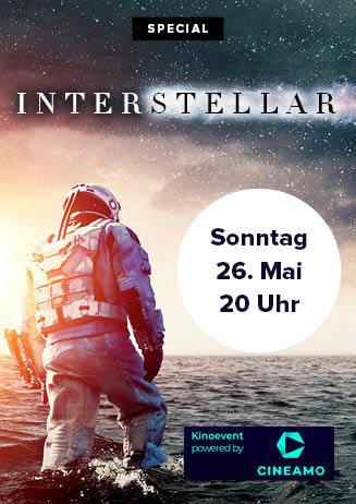 """190526 Special """"Interstellar"""""""