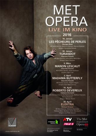Strauss ELEKTRA als letzte Oper der MET Saison 2015/2016
