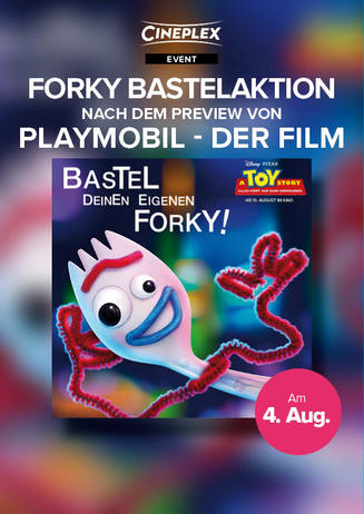 Event: Forky Bastelaktion