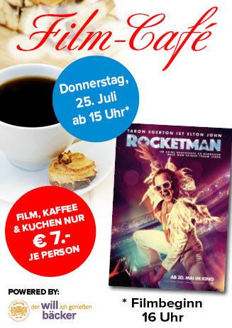 "190725 Film-Café ""Rocketman"""
