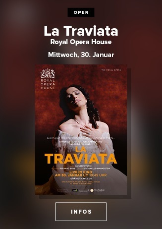 ROYAL OPERA HOUSE - LA TRAVIATA  30.01.