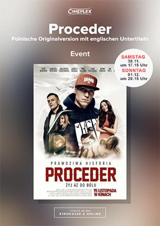 Polnische OV: Proceder