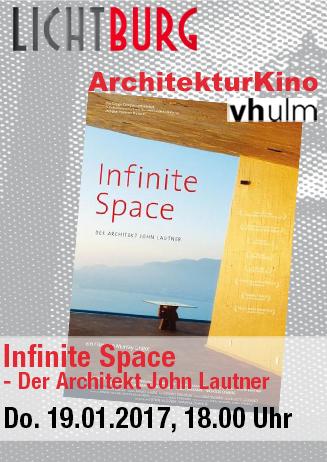 "Architekturkino ""Infinite Space"""