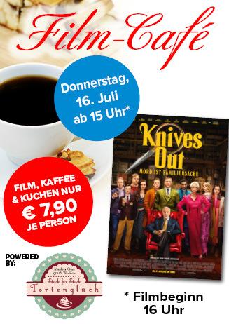 """200716 Film-Café: """"Knives Out"""""""