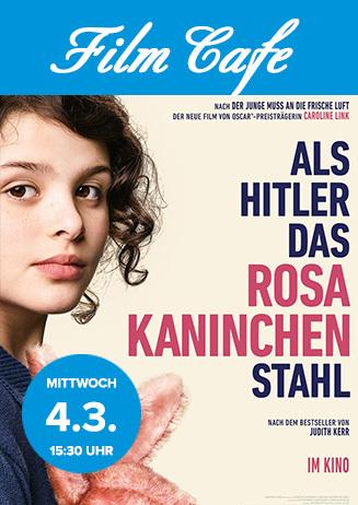 """Filmcafé: """"Als Hitler das rosa Kaninchen stahl"""""""