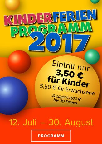 Kinderferienprogramm 2017