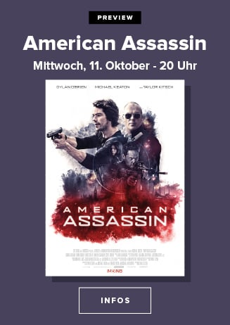 "171011 Preview ""American Assassins"""