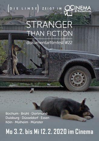 Dokumentarfilmfest STRANGER THAN FICTION