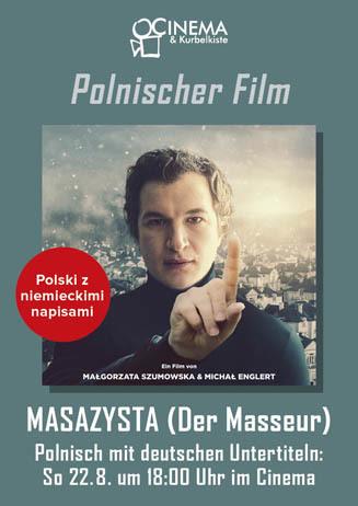 Polnischer Film: DER MASSEUR in OmU
