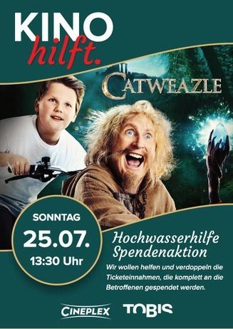 #Kinohilft - Catweazle