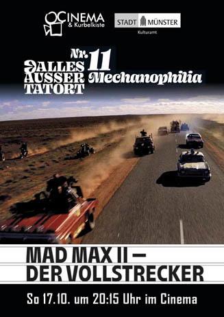 Alles außer Tatort: MAD MAX II