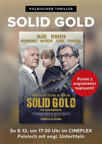 Polnischer Film: SOLID GOLD