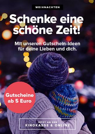 Gutscheinverkauf Weihnachten 2017
