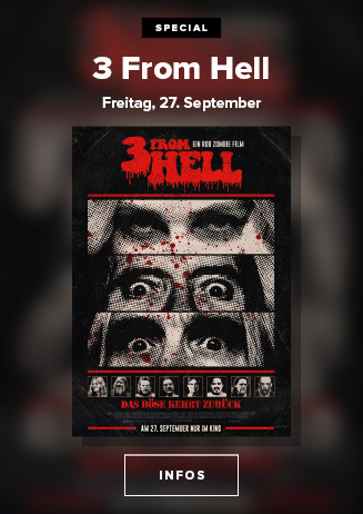 """Preview """" 3 From Hell """""""
