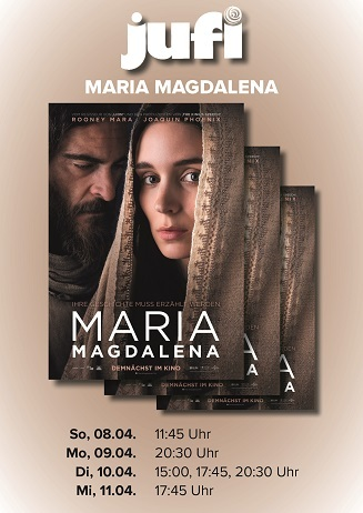 JUFI - MAria Magdalena