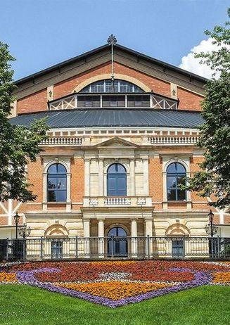 live von den Bayreuther Festspielen: THANNHÄUSER