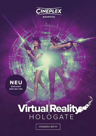 Virtual Reality Hologate