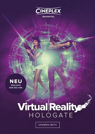 Virtual Reality Hologate