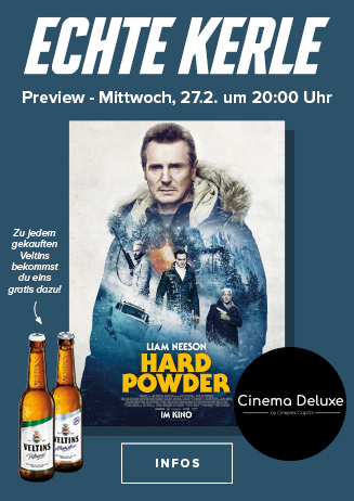 "Echte Kerle Preview: ""Hard Powder"""