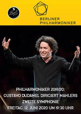 Gustavo Dudamel dirigiert Mahlers Zweite Symphonie