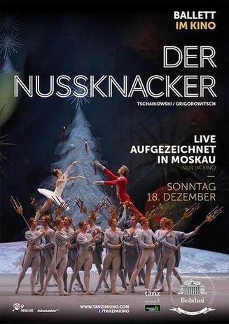Bolshoi Saison 2016/17 Der Nussknacker
