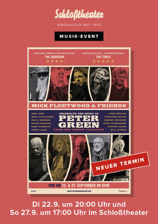 Mick Fleetwood & Friends: Celebrate the Music of Peter Green