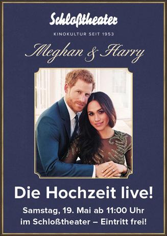 Meghan & Harry - Die Hochzeit live!