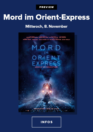 Preview: Mord im Orient Express