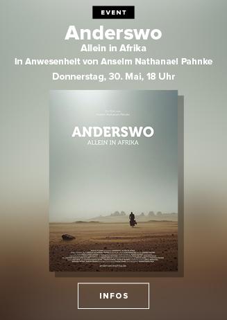 Reisefilm: Anderswo: Allein in Afrika