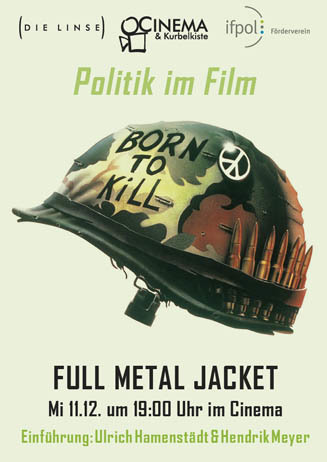 Politik und Film: FULL METAL JACKET