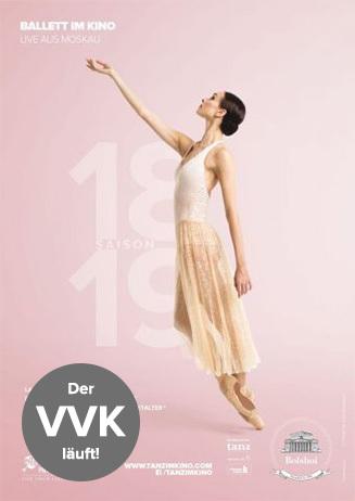 VVK: Bolshoi Ballett 2018/19