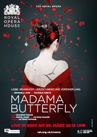 "170330 Live aus dem Royal Opera House ""Madama Butterfly"""
