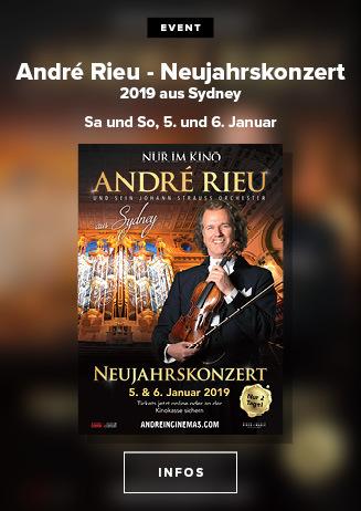 Andre Rieu Neujahr