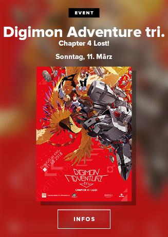 AC  Digimon Adventure tri. - Chapter 4: Lost