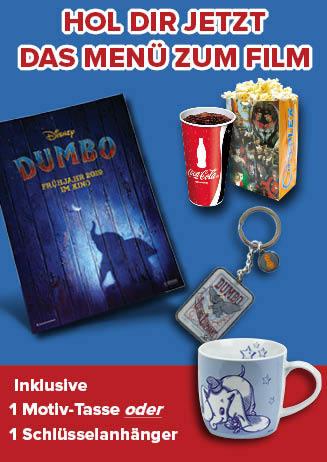 """190430 ConMenü """"Dumbo"""""""