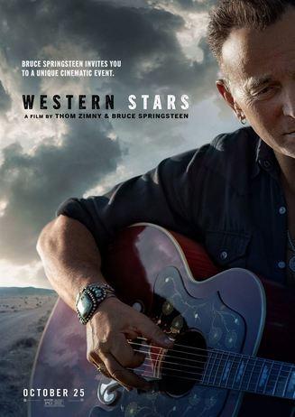 Bruce Springsteen - Western Stars - nur am 28.10.2019