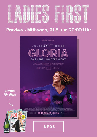 Ladies First Preview - Gloria