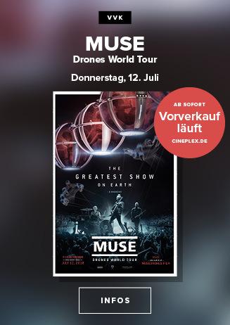 12.07. - VVK: Muse Drones World Tour