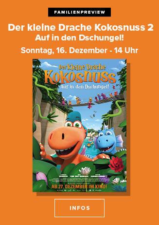 """181216 FamPrev """"Der kleine Drache Kokosnuss - Auf in den..."""""""