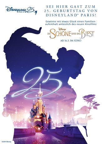Disney Gewinnspiel - Die Schöne und das Biest