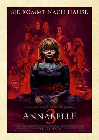 Annabelle Triple-Feature