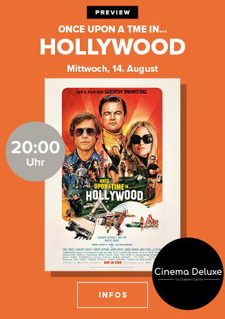 """Preview: """"Once Upon a time... in Hollywood"""""""