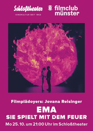 filmclub: EMA - SIE SPIELT MIT DEM FEUER