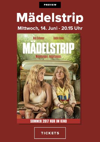 "170614 Preview ""Mädelstrip"""