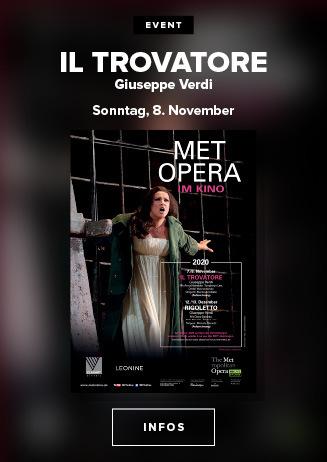 Met Opera: Verdi Il Trovatore (Aufzeichnung von 2015)